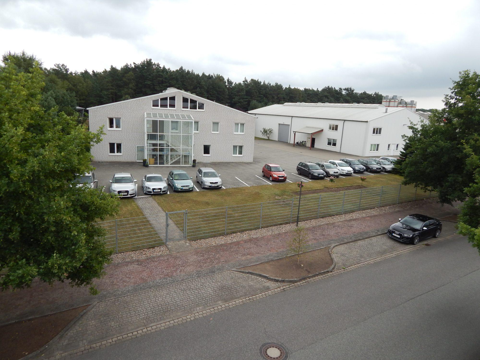 Gelände - Kleinmontagen Wiechmann in Grabow